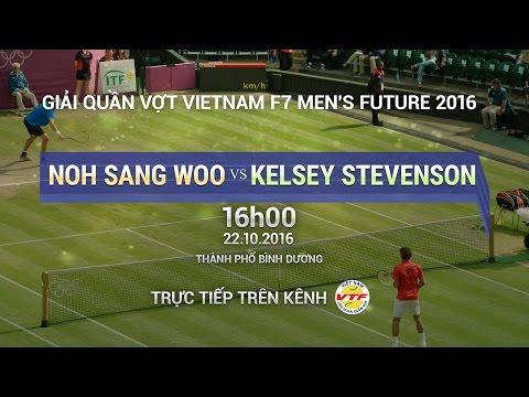 NOH SANG WOO VS KELSEY STEVENSON - MEN'S FUTURE 2016 | FULL