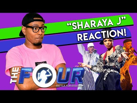 SHARAYA J | All Performances | THE FOUR