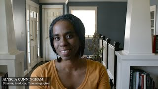 """Alyscia Cunningham on Fundraising for """"I Am More Than My Hair"""""""