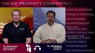 Online Prophecy Conference April 29, 2020