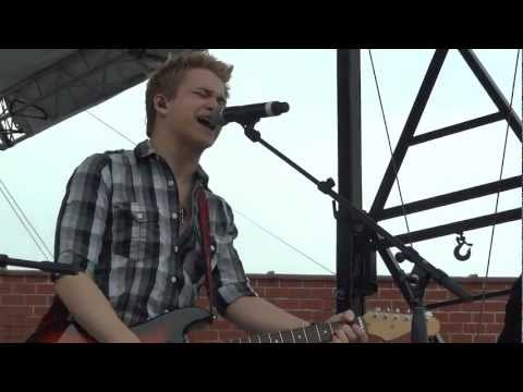 Hunter Hayes - Faith to Fall Back On (4/28/12)