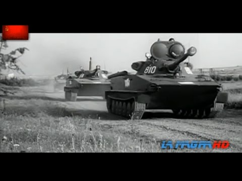 Amphibious Light Tank PT-76 ( Object 740 ) - ПТ 76 ( Объект