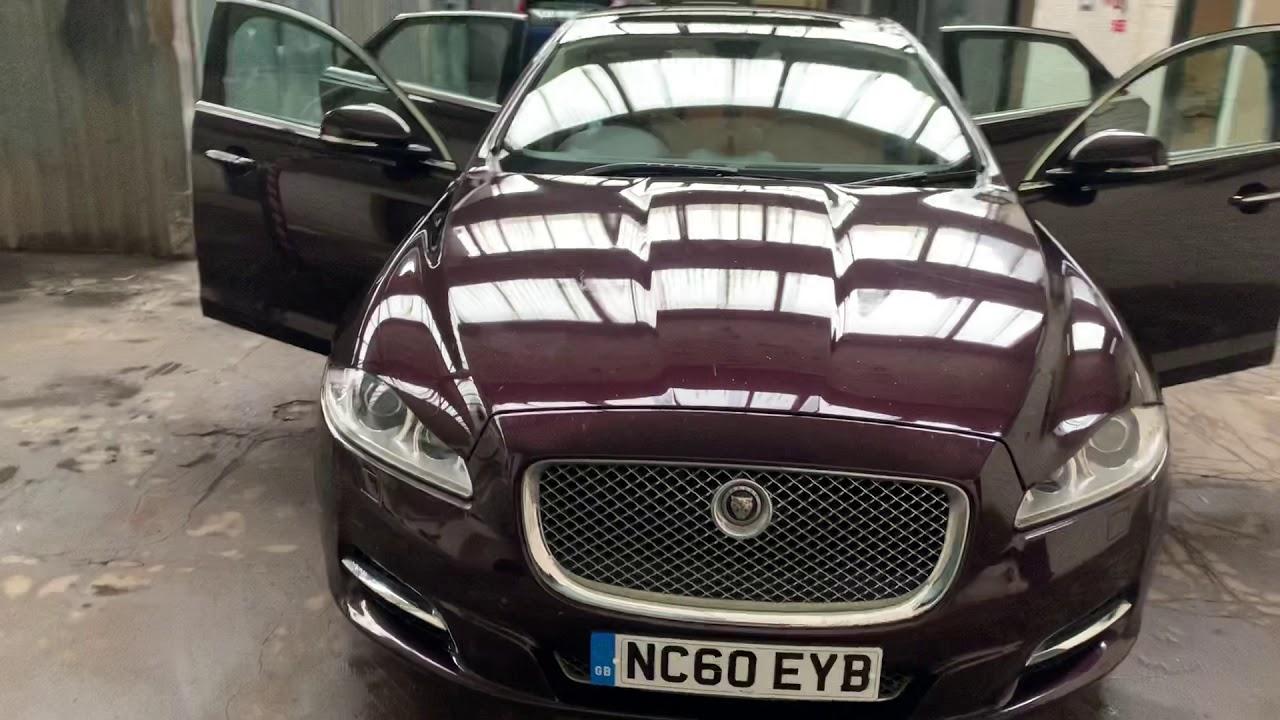 2010/60 Jaguar XJ 3.0 Premium Luxury - YouTube