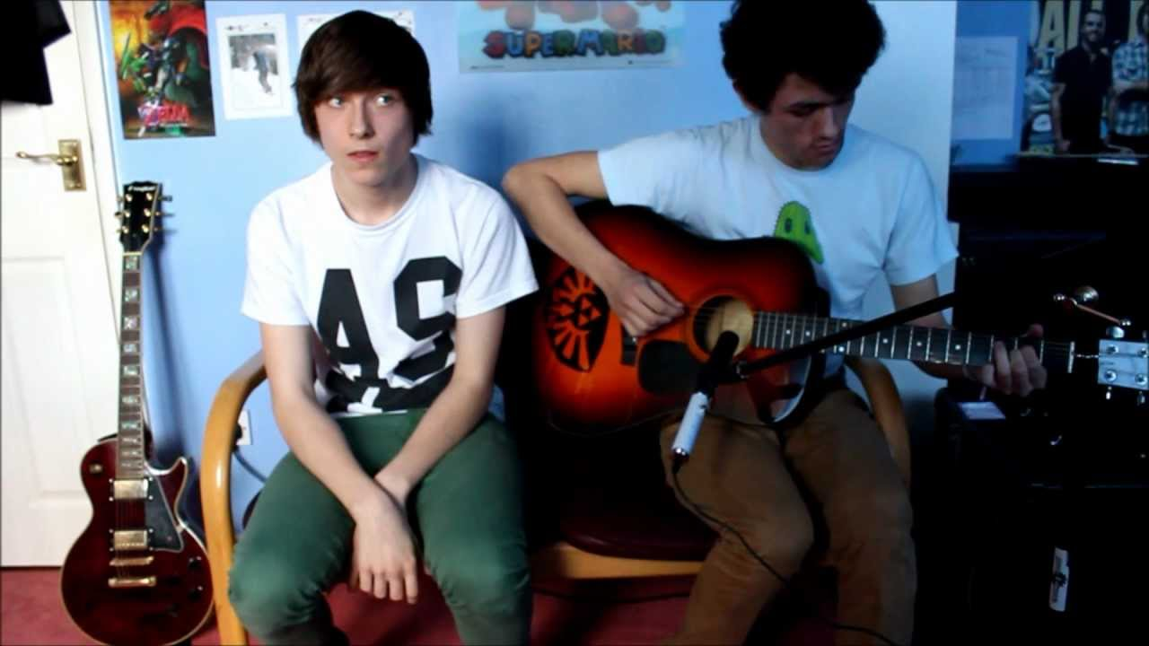 Remembering Sunday - All Time Low, Cover