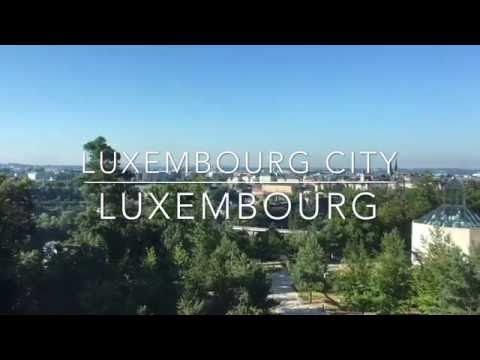 A visit to Luxembourg City