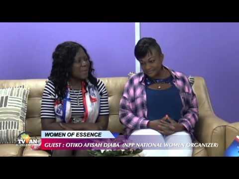 Women of Essence - New Patriotic Party Women's Wing Part II