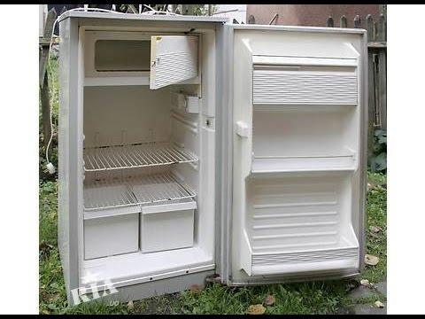 Драгметаллы в Советском холодильнике
