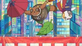 Doodle Champion Island Games: Tanuki Champion Intro