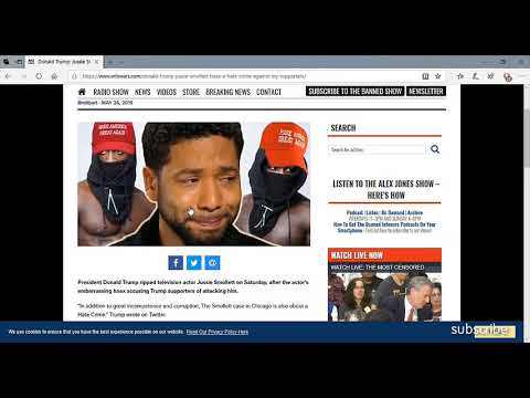 JUSSIE SMOLLETT COURT CASE DOCUMENTS RULED BY JUDGE TO BE UNSEALED TO THE PUBLIC