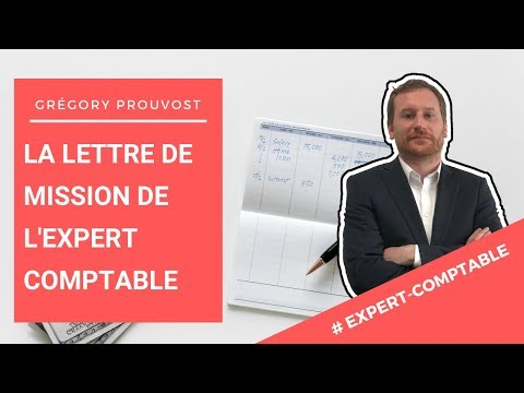[QUEL CONTRAT PASSER AVEC UN EXPERT COMPTABLE?] - La lettre de mission des entrepreneurs