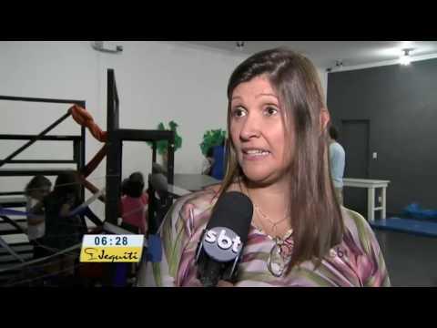 Primeiro Impacto (11/07/16) SP: Atividades especiais divertem crianças durante as férias escolares