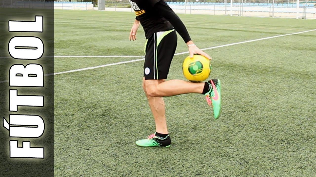 Arco Iris Tijera Trucos De Futbol