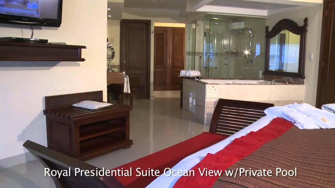 The Royal In Playa Del Carmen Resort Royal Presidential