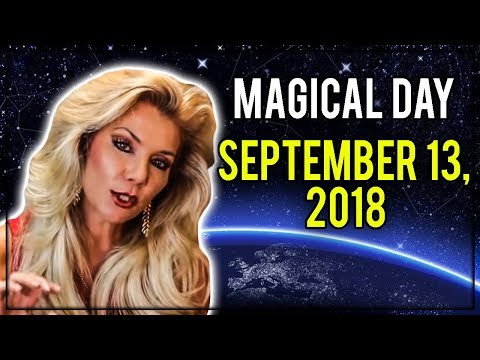Best Day of the Year! September 13, 2018: Make a Wish!