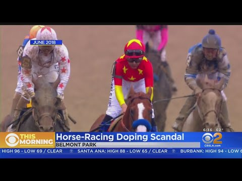 Report: Triple Crown Winner Justify Failed Drug Test After Race At Santa Anita