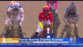 Report: Triple Crown Winner Justify Failed Drug Test After Race At Santa Anita