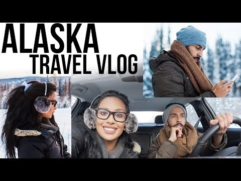 Alaska Travel Vlog | With my Husband #irenesarahtravels