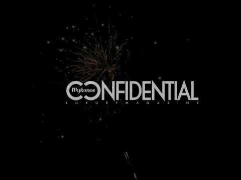 MYKONOS CONFIDENTIAL MAGAZINE / THE PARTY 2017