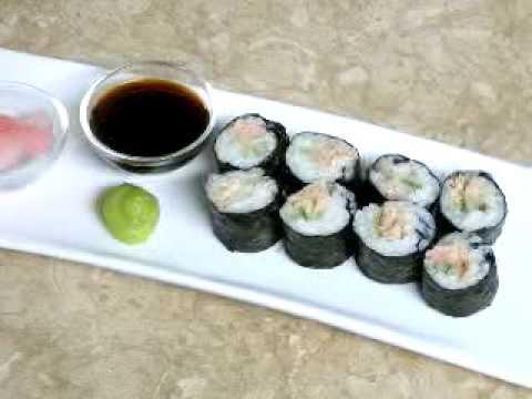 tuna sushi youtube