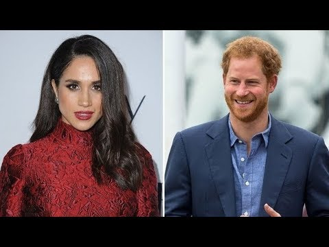 Prince Harry Commissioned Meghan Markle's Engagement Ring Himself — Using Princess Diana's Diamond