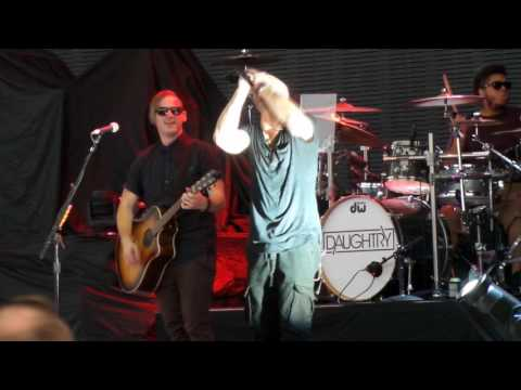Daughtry Concert Tampa Fl  08/01/2017
