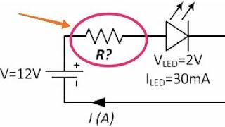 Cara Menentukan Nilai Resistor Pada LED
