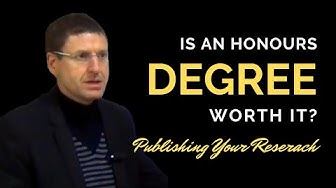 Is an Honours degree worth it?