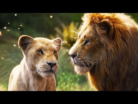 3 New THE LION KING Clips + Trailers