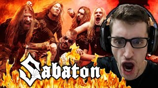 """Hip-Hop Head's Perspective on  """"SABATON - """"Ghost Division"""" REACTION"""