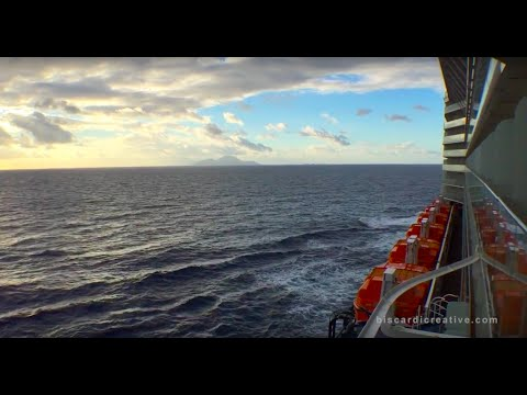 Sailing the Celebrity Silhouette: Filmed with the iPhone 6 and iOgrapher