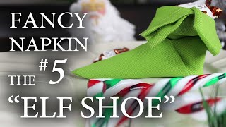 Repeat youtube video Fancy Napkin #5 - The