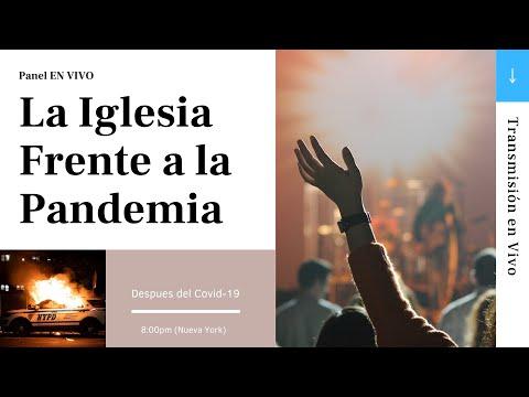 Panel EN VIVO   La Iglesia Frente A La Pandemia