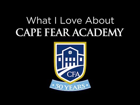 Reasons to Love Cape Fear Academy