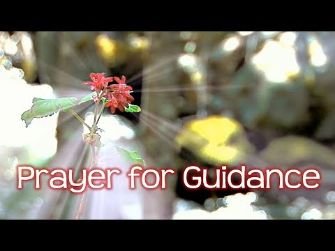 Prayer for Guidance and Direction from YouTube · Duration:  3 minutes 2 seconds