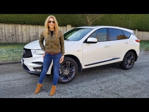 2019 Acura RDX Review // Acura Nails This One