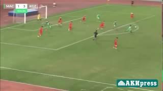 Макао - Кыргызстан - 3:4