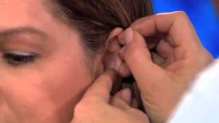 Dr Oz Talks to Jill Blakeway about Ear Acupuncture