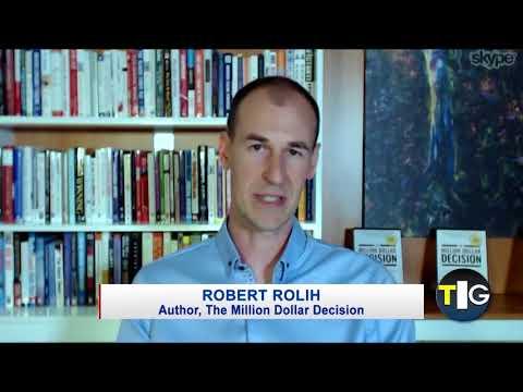 "Robert Rolih ""Love Risk When Making Money, Hate Risk When Investing"""