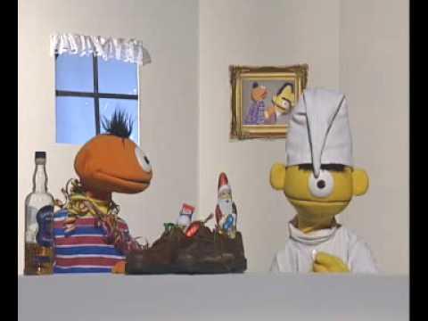 Bernie und Ert - Nikolaus