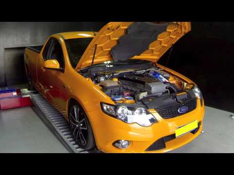 Repeat FG XR6 Full Exhaust System by DEF3CT - You2Repeat