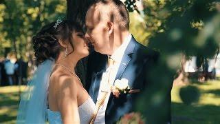 Денис и Алеся - прогулка (фрагмент свадебного фильма)