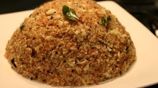 How To Make Sooji Gothambu (Broken Wheat) Upma