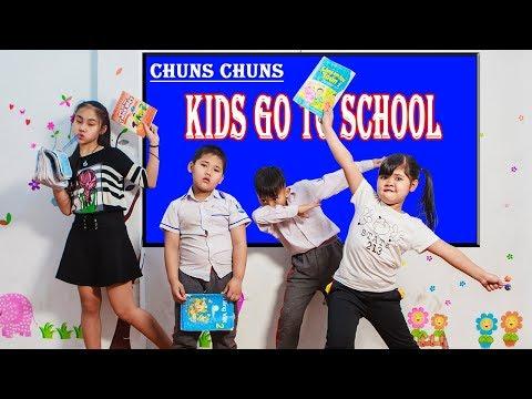 Kids go to School Learn   Chuns learn math homework check humor in the classroom