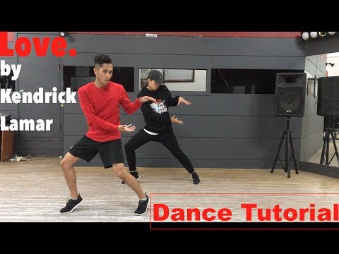 Love. by Kendrick Lamar ft. Zacari | Dance Tutorial *Mirrored* | Jade Alimento | Choreography