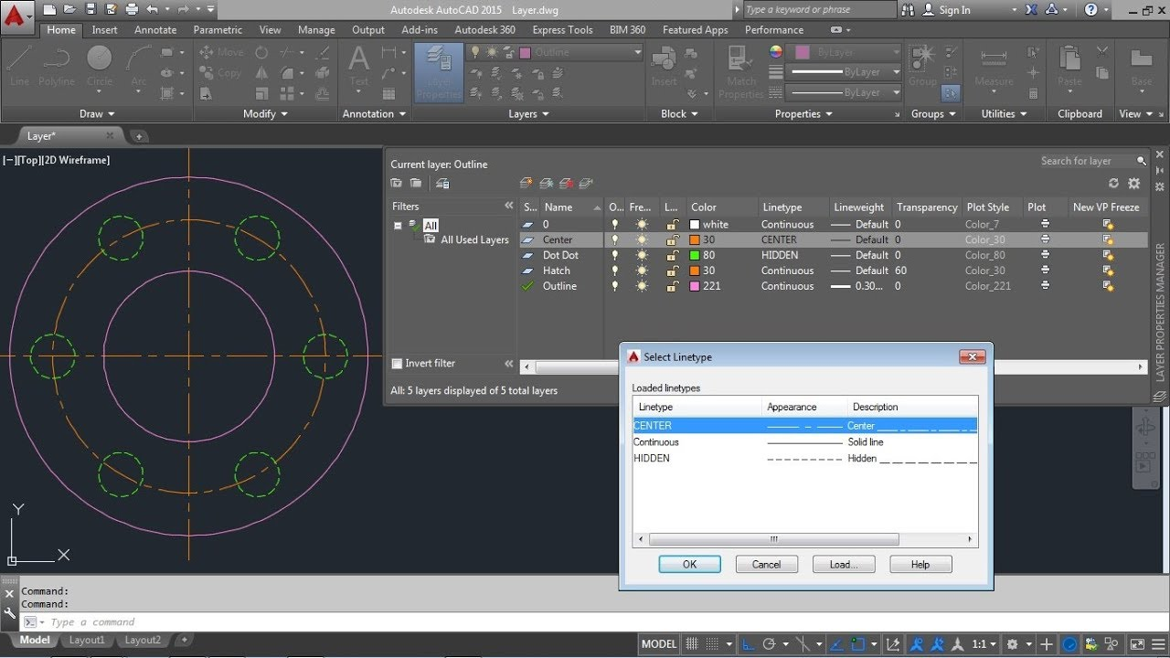 100+ Layers Command Autocad – yasminroohi