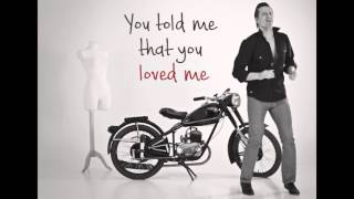 PÉLY BARNA  - YOU TOLD ME THAT YOU LOVED ME (Official Lyric Video) EUROVISION HUNGARY 2016