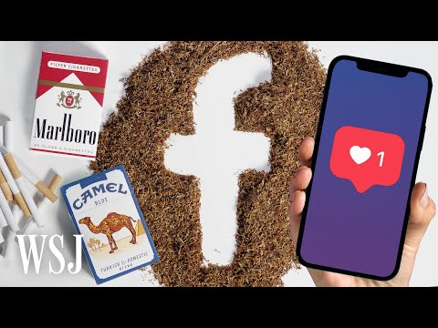 Download Facebook and Big Tobacco: Why Social Media Is (and Isn't) Like Cigarettes   WSJ