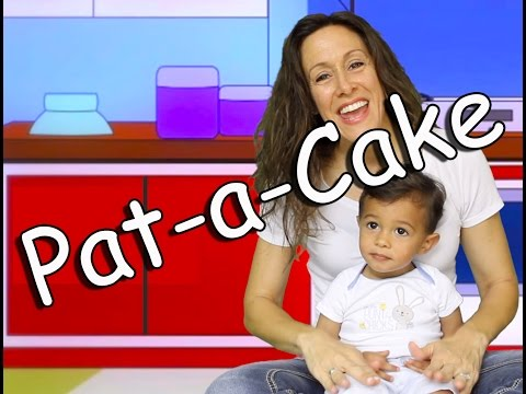 Nursery Rhymes Pat a Cake song for children & kids | Lyrics | Patty Shukla