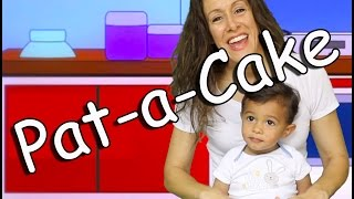 Pat a Cake | Children Song and Nursery Rhyme | Lyrics | Patty Shukla