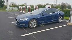 Ma vie en Tesla rassemblement d'américaines à Bretteville sur odon par Éléctron libre